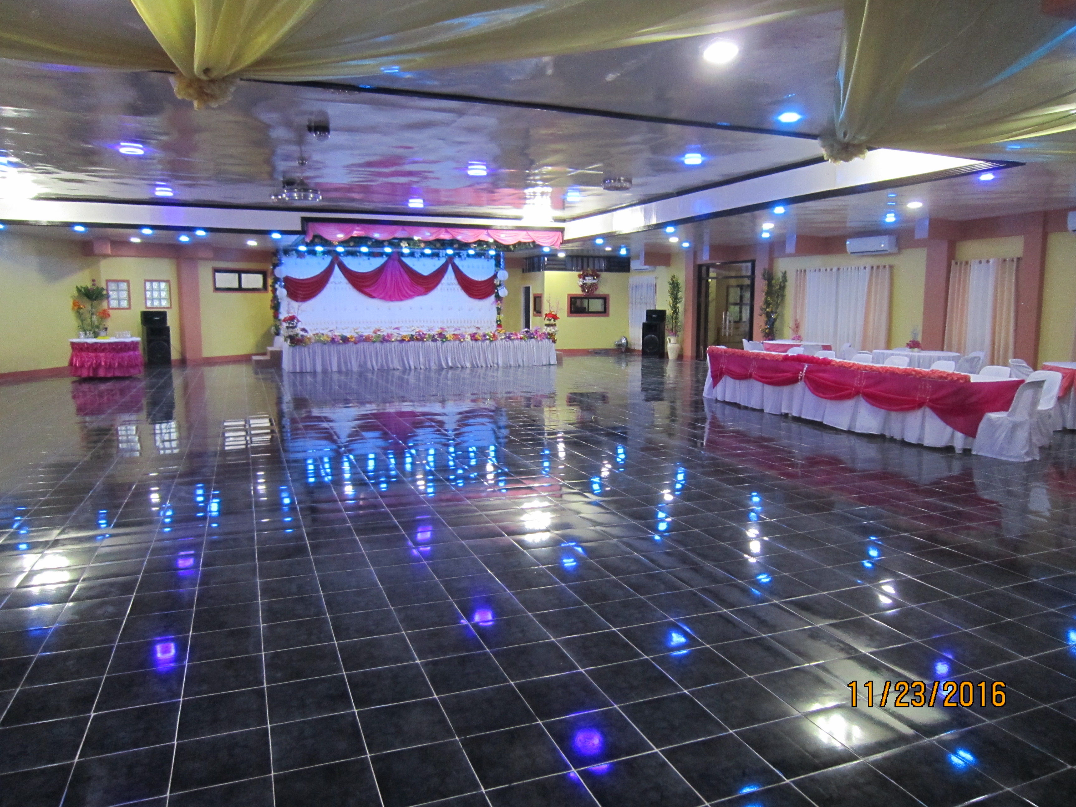 New Function Hall